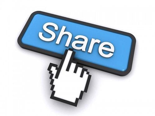 UK Facebook Shares