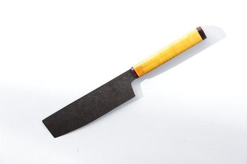 NHB KnifeWorks Carbon Steel Nakiri Knife