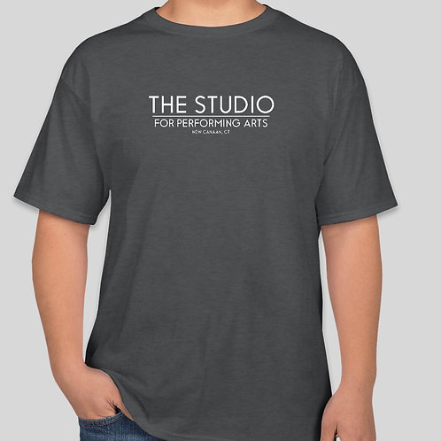 Dark Gray Studio T-Shirt