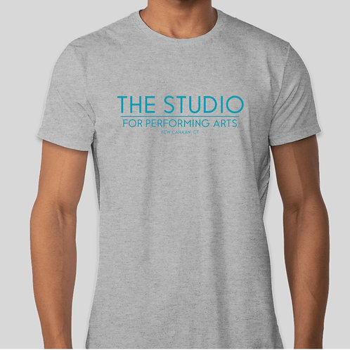 Gray Studio T-Shirt