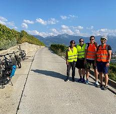 Tour en e-bike - Lavaux
