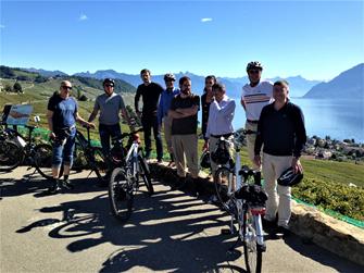 E-bike tour, le magnum de Lavaux, dès CHF 200.- / pers.