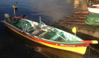 La barque de pêche