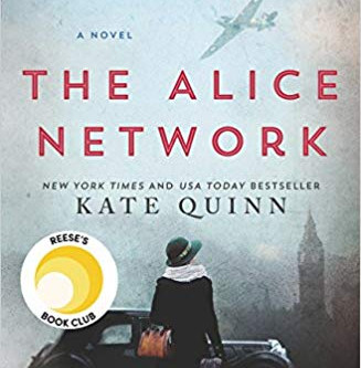 Book Review - The Alice Network