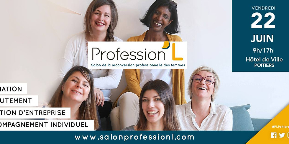 Le salon de la reconversion Professionnelle des femmes