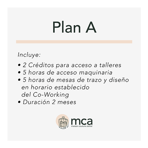 Plan A / Co-Working