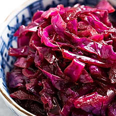 Candied Cabbage