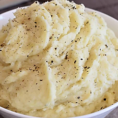 Buttermilk mash potatoes