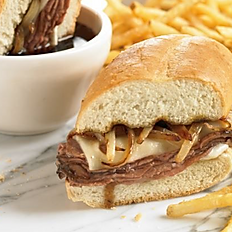 Philly Beef Melt Dip