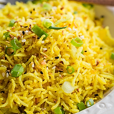 Lemon Infused Rice