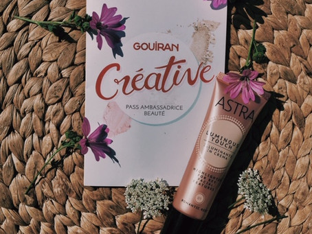 Highlighter crème Luminous Touch d'ASTRA