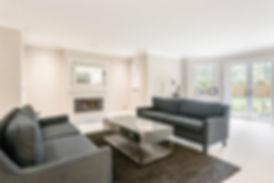 Murrell Bros Plastering - Living Room