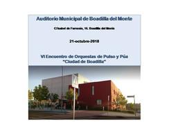 Auditorio Municipal Boadilla del Monte