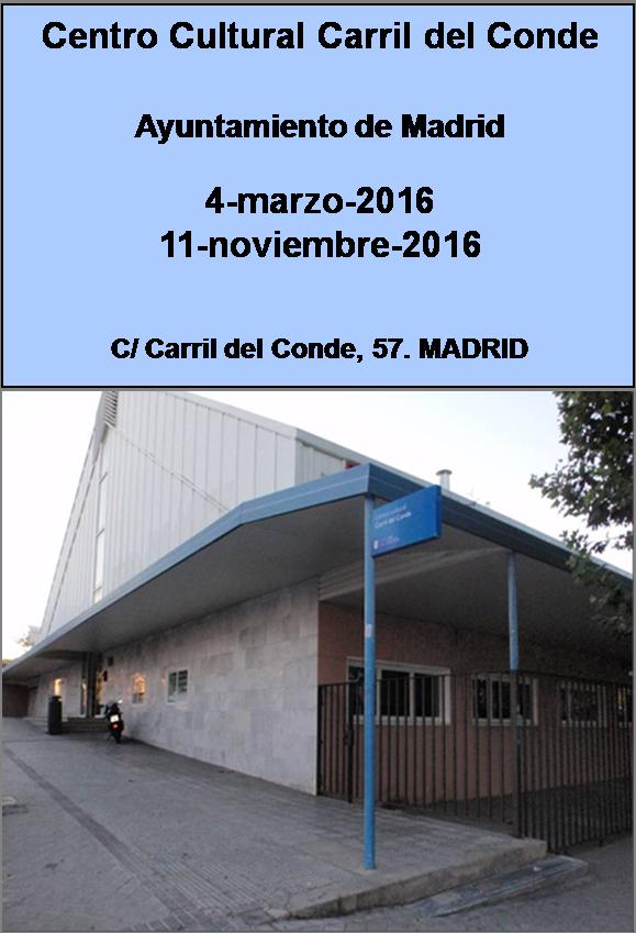 Centro Cultural Carril del Conde