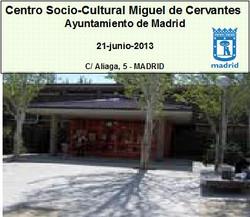 Centro ultural Miguel de Cervantes