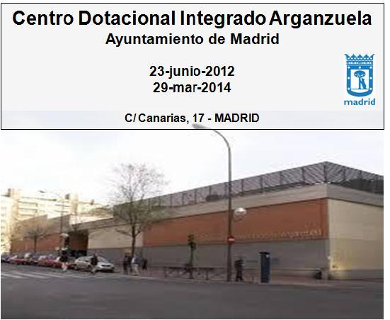 Centro Dotacional Integrado Arganzuela