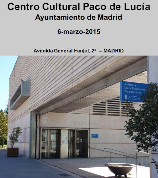 Centro Cultural Paco de Lucía