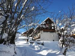 House in winter II
