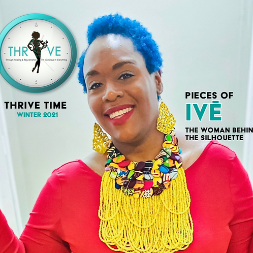 THRIVE TIME Magazine  Subscription