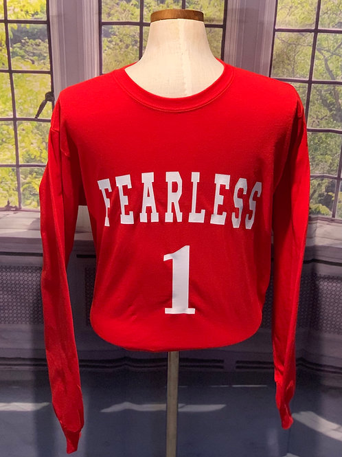 Fearless 1 (Red, Long)