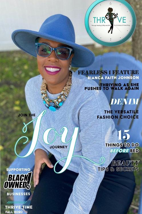 THRIVE Time E-Magazine-Fall 2020)