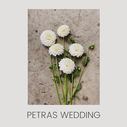 PETRAS WEDDING
