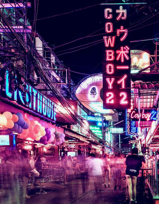 Soy Cowboy, Bangkok Thailand