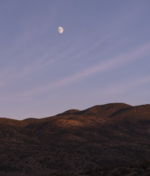 Prison Hill Moon