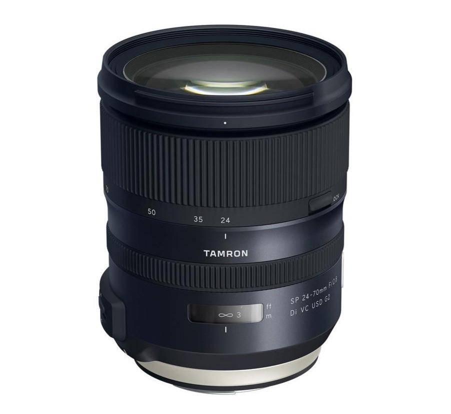 Tamron 24-70 lense