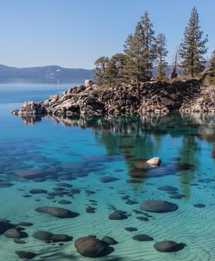 Secret Cove in Lake Tahoe