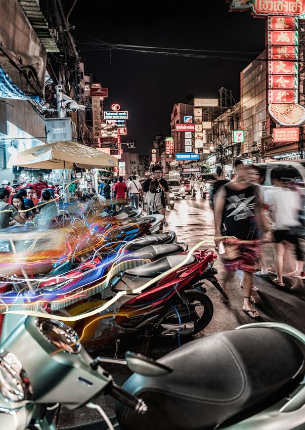 Chinatown, Bangkok Thailand