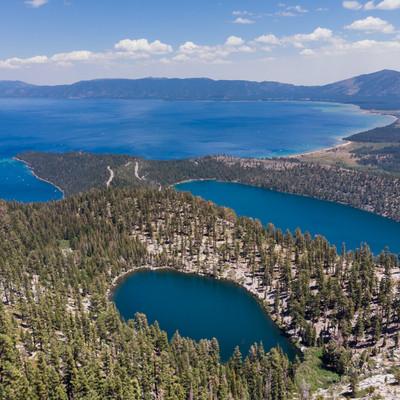 maggies peak hike in south lake tahoe