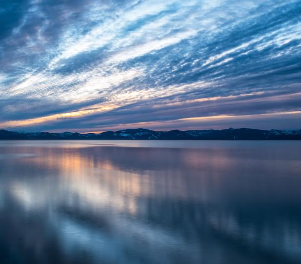 East Shore Sunset