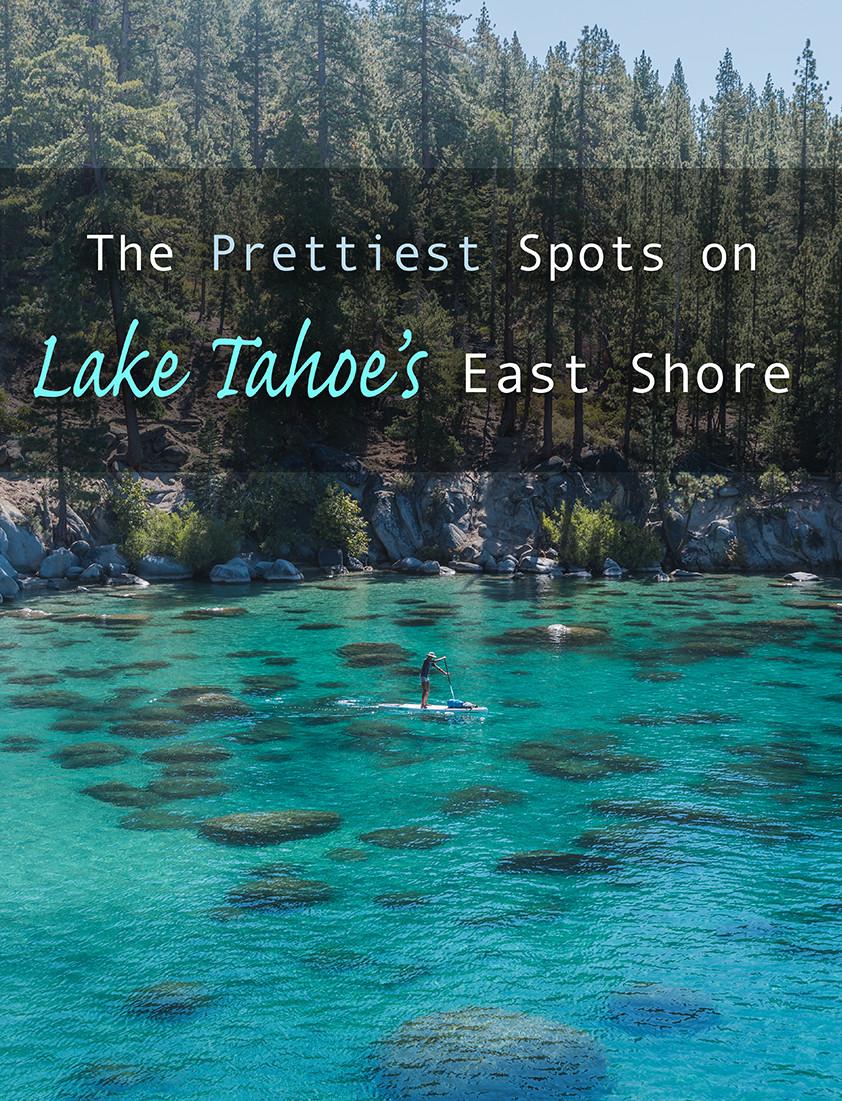 the prettiest locations in lake tahoe
