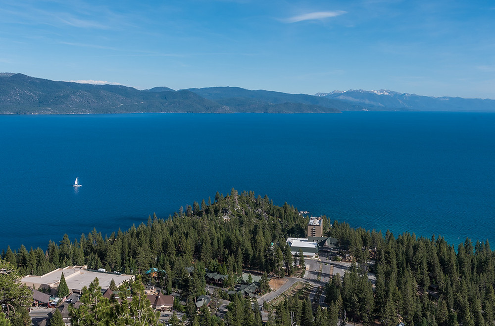 Stateline FIre Lookout in Lake Tahoe
