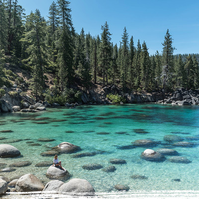 The Prettiest Spots on Lake Tahoe East Shore