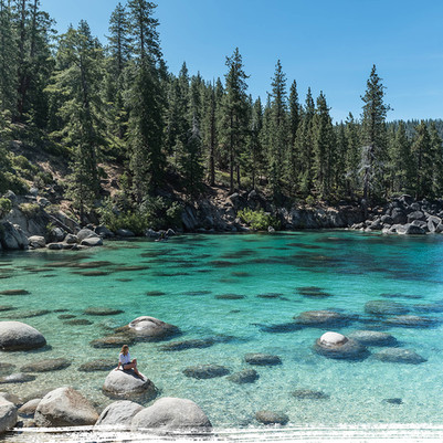 The Prettiest Spots on Lake Tahoe East Shore