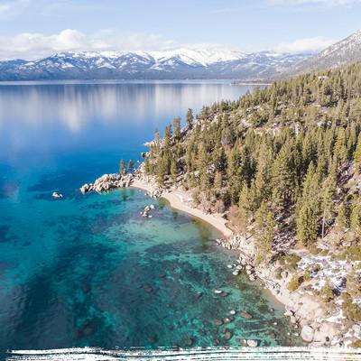 The Best Drone Spots in Lake Tahoe