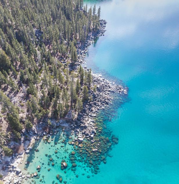 Secret Cove Aerial