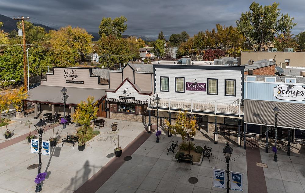Downtown Carson City Nevada