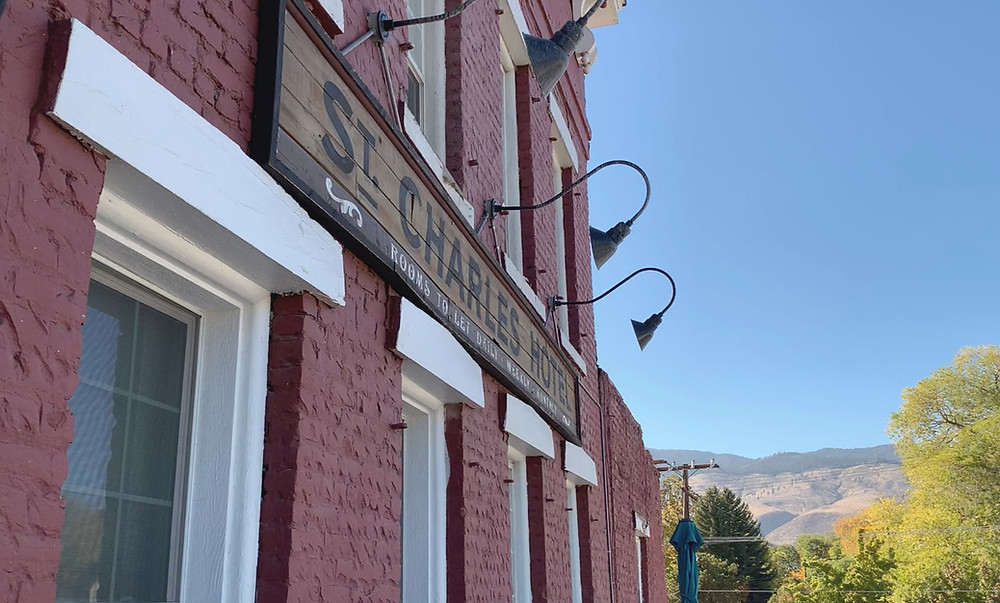 St Charles Historic Hotel in Carson City Nevada