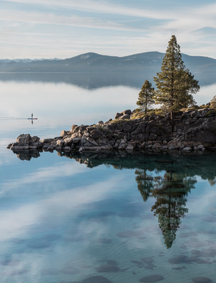 Secret Cove Lake Tahoe Nevada