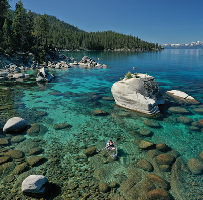 Clearly Tahoe
