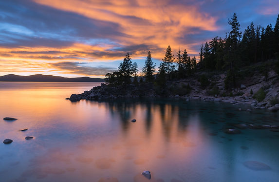 the best photos spots in lake tahoe