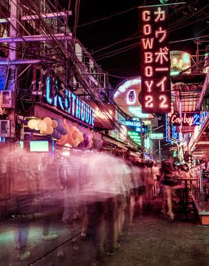 Soi Cowboy, Bangkok Thailand