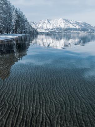 Winter in Lake Tahoe
