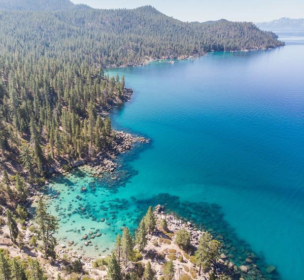 Secret Cove Lake Tahoe