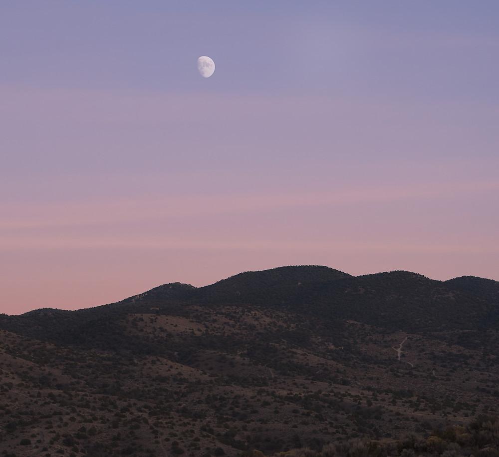 Prison Hill Recreation Area in Carson City Nevada