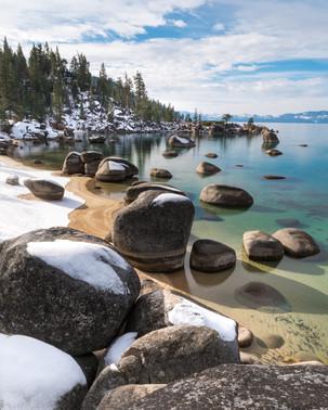 Whale Beach in Lake Tahoe Nevada
