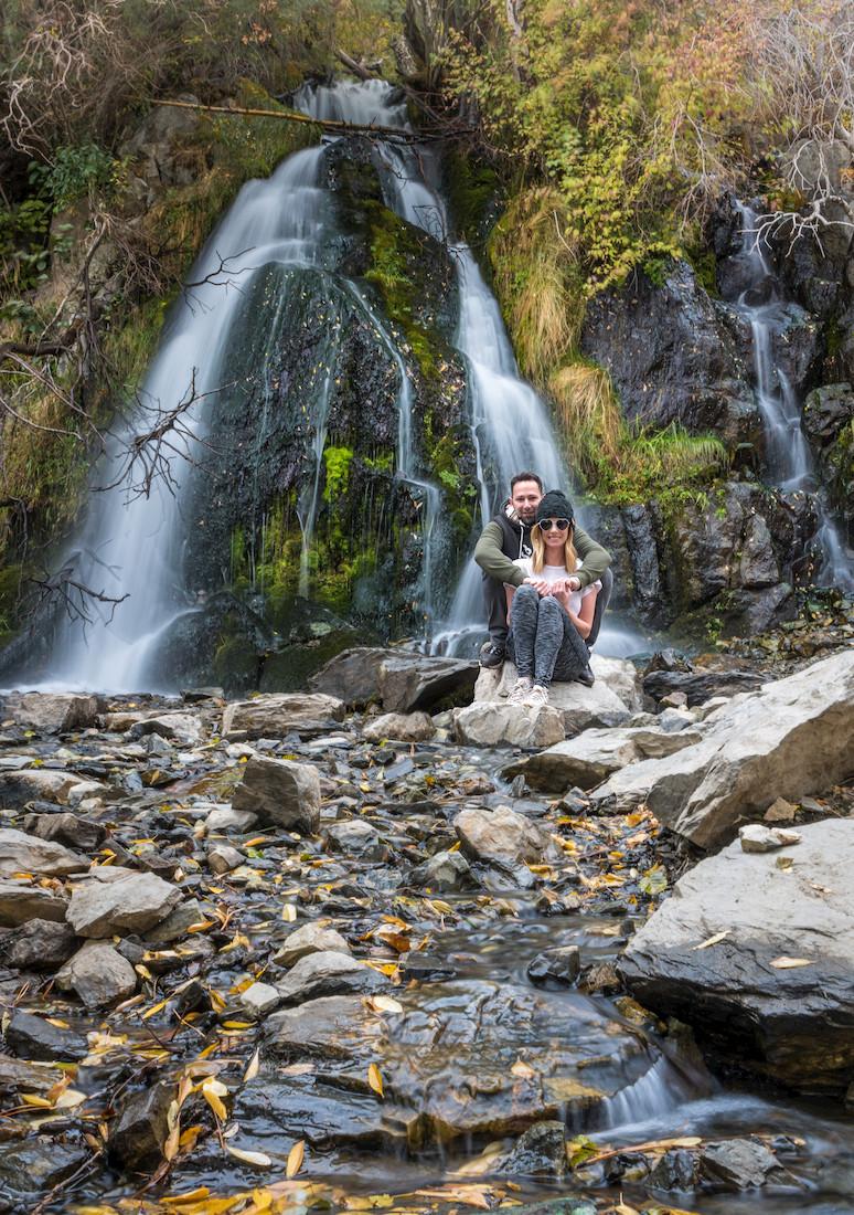 Kings Canyon Waterfalls Carson City Nevada